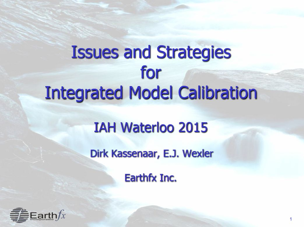 Strategies for Integrated Model Calibration