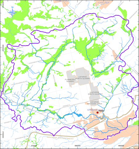 Environmental Assessment of the West Detour Mine Expansion