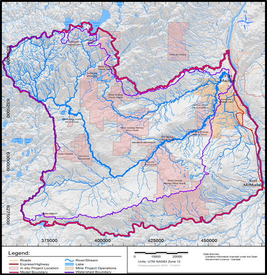 Phase 2 Review of Potential Cumulative Effects to Surface Water and Groundwater from In-Situ Oil Sands Operations, Focusing on the MacKay River Watershed